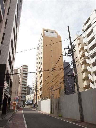 メゾン・ド・ヴィレ東神田の外観