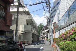 ベルパークシティ西新宿の外観