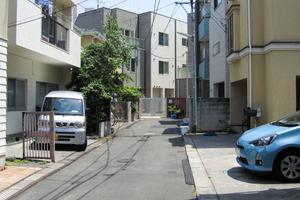 リムテラス西新宿の外観