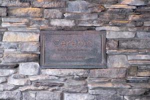 セレビア新宿御苑前の看板