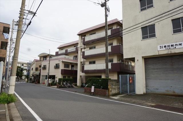 シティ川崎の外観