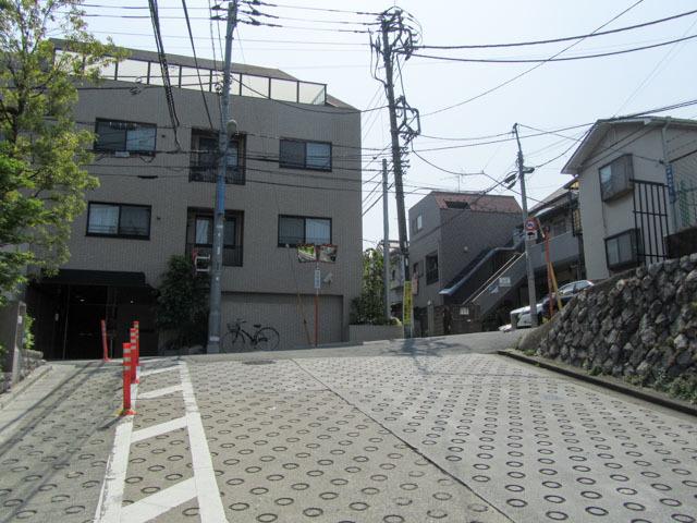 ヴィークコート神楽坂の外観