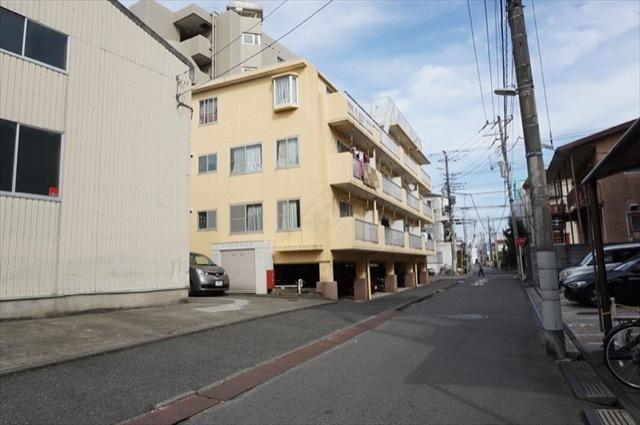 エンゼルハイム新川崎第3の外観