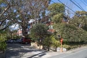 多摩川テラス(1〜5号棟)の外観