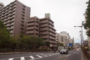 ナイスアーバン東陽町仙台堀川公園の外観