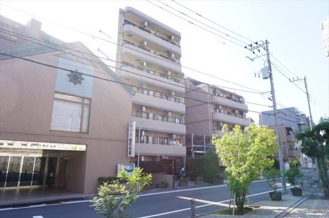 グリフォーネ横浜西口の外観