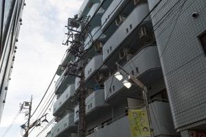 ライオンズマンション荻窪駅前の外観