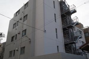 グリーンキャピタル駒沢の外観