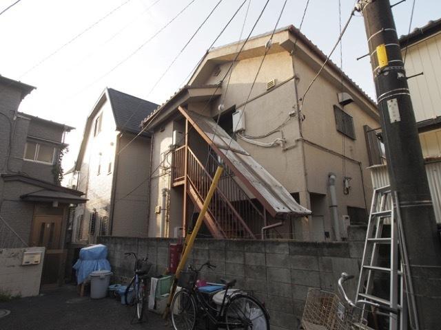 弥生コーポ(板橋区)の外観