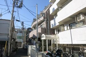 スターホームズ渋谷本町の外観
