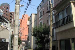 ジェイパーク恵比寿弐番館の外観