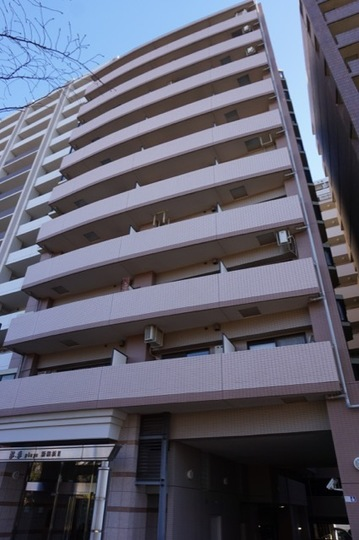 アールケープラザ新横浜2駅前公園通り