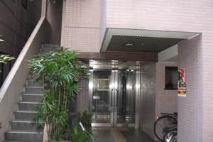 パークステージ浅草駅前のエントランス