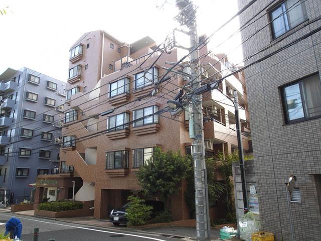 ライオンズマンション小石川第5の外観