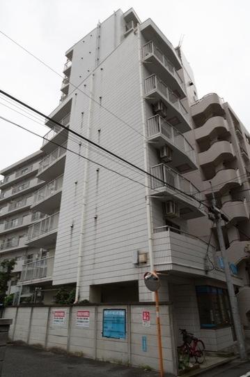 江古田ホワイトハイツの外観
