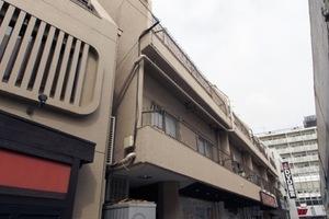 藤田マンションの外観