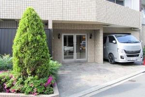 フェニックス西新宿壱番館のエントランス