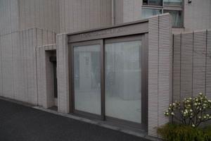 オープンレジデンス桜新町のエントランス