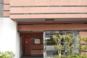 錦糸町シティタワーのエントランス