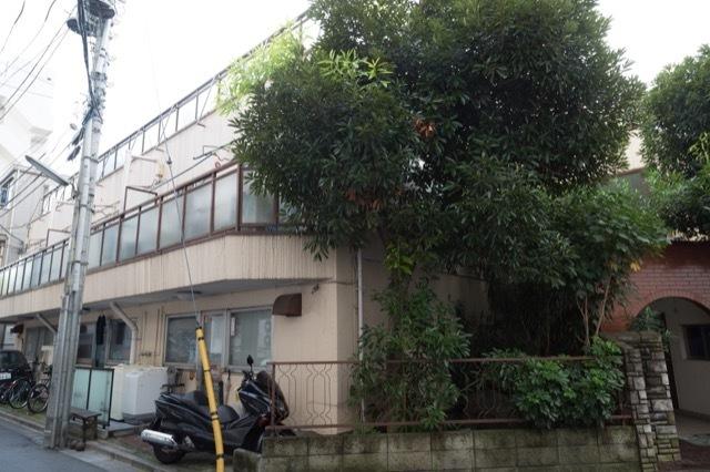 呉竹コーポの外観