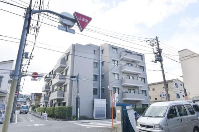 コスモ平井の外観