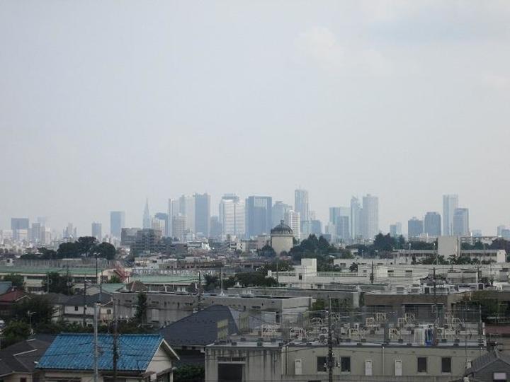 江古田ハイツ(江原町)