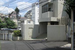 ライオンズマンション早稲田第3の外観