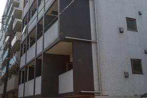 ビバリーホームズ高円寺の外観