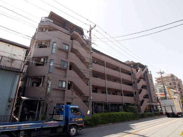 ライオンズマンション竹の塚元渕江公園第2の外観