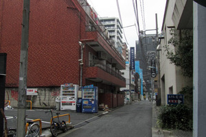 パレドール歌舞伎町第2の外観
