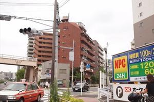 サンシャインハイツ(江東区)の外観
