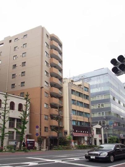 プリムローズ浅草駒形弐番館の外観