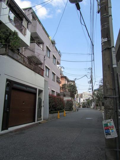 ビット渋谷常盤松の外観