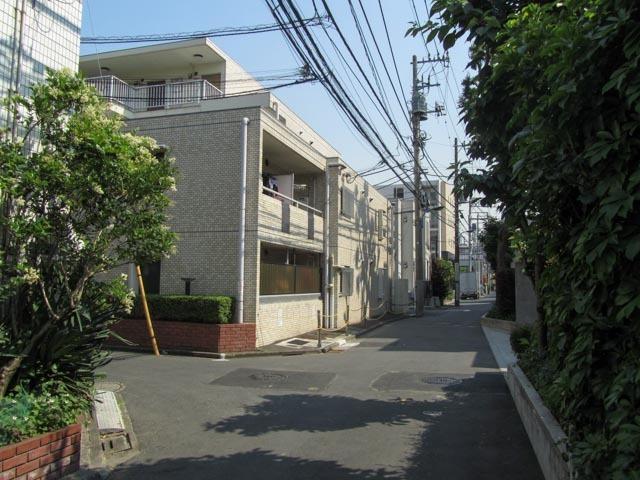 シティコア新宿の外観