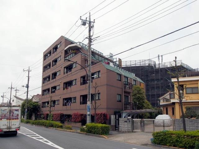 マイキャッスル竹ノ塚3の外観