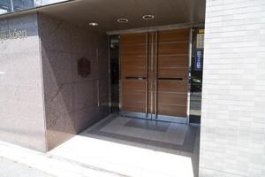 ロイヤルステージ石神井公園のエントランス
