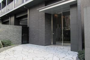 ガーラプレシャス渋谷のエントランス
