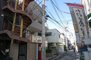 ガーラ渋谷本町の外観