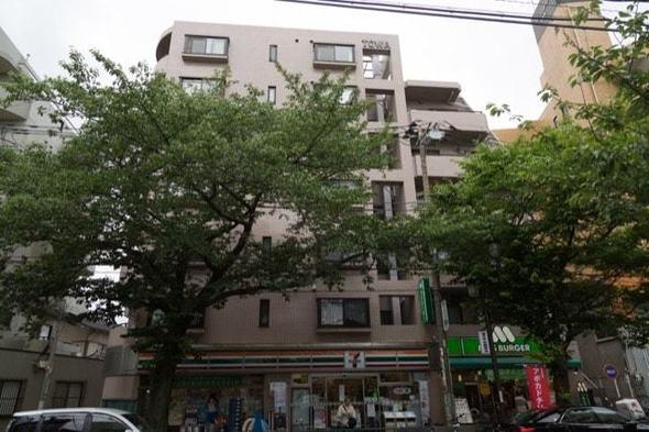 藤和シティコープ江古田の外観