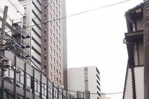 ザパークハウス浅草橋タワーレジデンスの外観