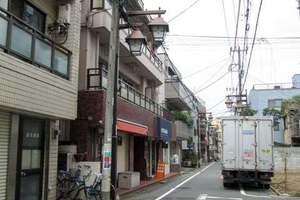 目黒本町ヒミコマンションの外観