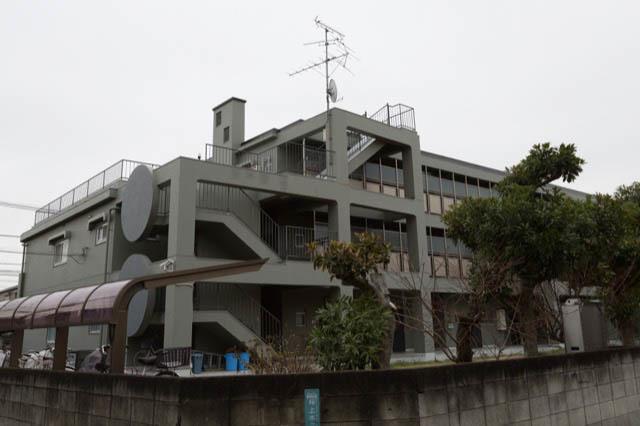 東京グランドコープスの外観