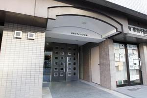 藤和シティコープ音羽のエントランス