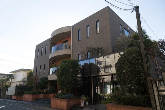 プライムコート駒沢の外観