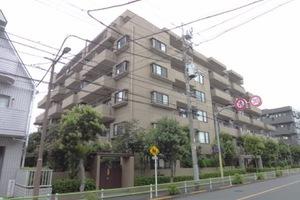 コスモお花茶屋2番館