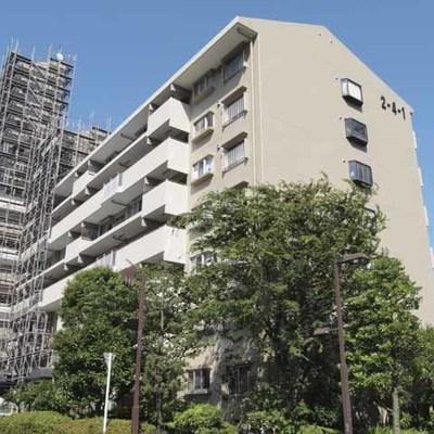 小松川グリーンハイツ1号棟