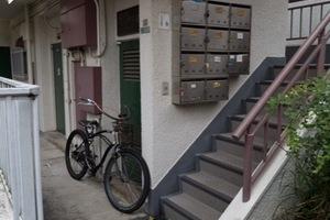 グリーンキャピタル東松原のエントランス