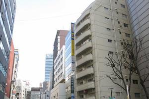 羽田ビルの外観