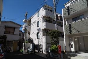 ペガサスマンション高円寺の外観