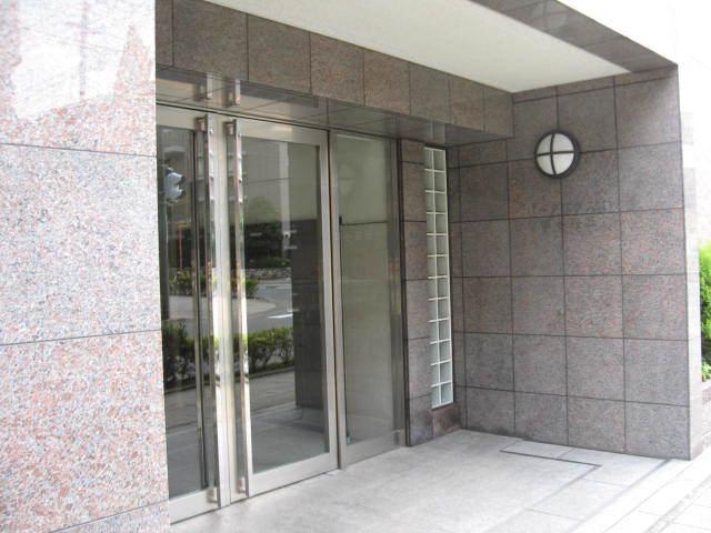 パークハウス世田谷桜丘のエントランス